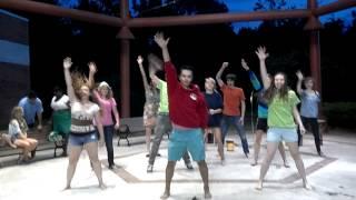Relay Flash Mob Rita's '12 Calvert County