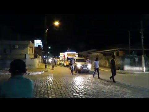 1º ARRASTÃO JOVEM  - CAMOCIM DE SÃO FÉLIX