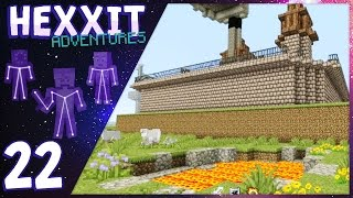 Hexxit Adventures [22] - AS IF BY MAGIC! (with iBallisticSquid)