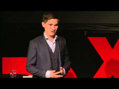 Challenges for young entrepreneurs: Max Gouchan at TEDxBergen