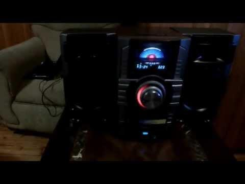 Sony Genezi HCD-GT111