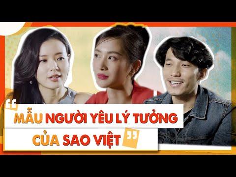 Mẫu người yêu lý tưởng của Midu, Lương Bỉnh Phát và các sao Việt.