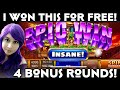 OMG! UNBELIVEABLE EPIC WIN ON FREE MONEY! CRUSADERS GOLD BONUSES! REAL MONEY WINS ON CHUMBA CASINO!