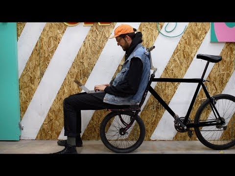 How I Built a Cargo Bike for under $100.  Cargo Fork Build