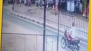 ramakona savarni road truck jcb accident