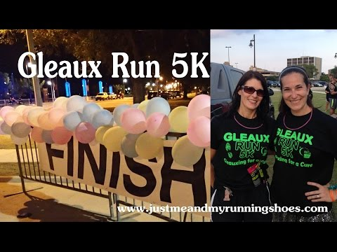 Process of Planning a Race - Gleaux Run 5K 2014