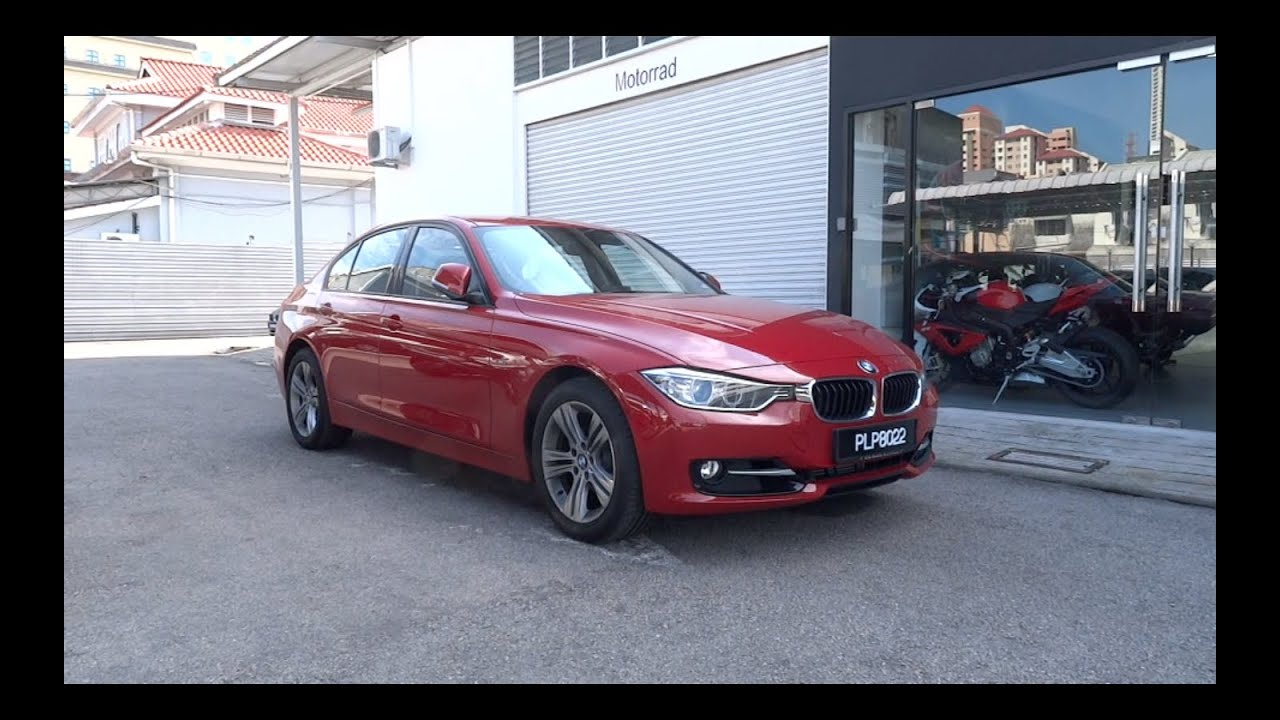 2014 bmw 320i sport line start up and full vehicle tour for For sale on line