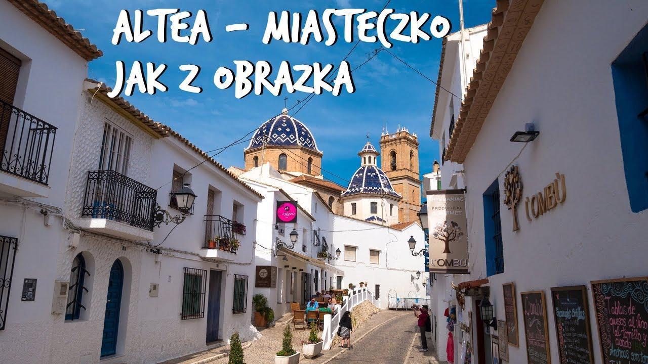 8d4f6ea2ceb8a Altea najbardziej instagramowe miejsce na Costa Blanca 📷🤳 Przewodnik  Alicante (Hiszpania)