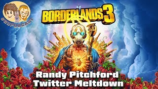 Randy Pitchford Meltdown Over Borderlands 3 Microtransactions