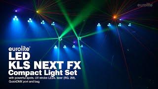 EUROLITE LED KLS NEXT FX Compact Light Set