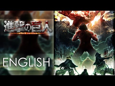 Attack On Titan Opening 3 - Shinzou Wo Sasageyo!  - English Cover - Song by ☆melifiry☆