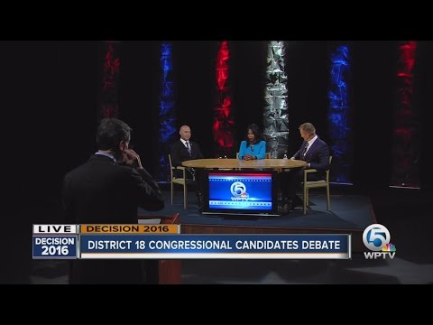 Congressional District 18 Debate