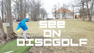 See On Discgolf
