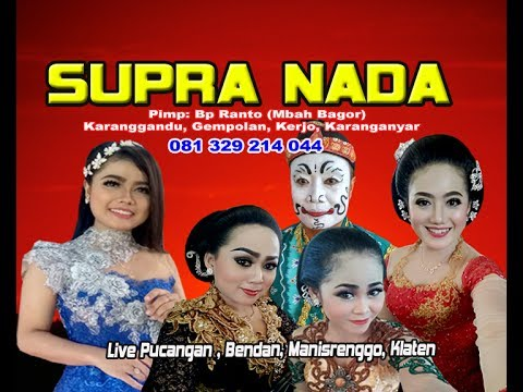 Live Streaming  Dian Pictures/SUPRA NADA// LIVE Pucangan//Be