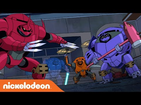 TMNT Summer Shorts: Teenage Mecha Ninja Turtles | New Short Films All Summer Long! | Nick