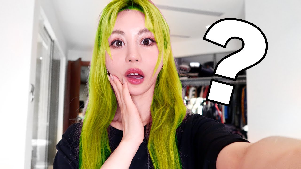 New Hair Color & answering your questions I've been avoiding