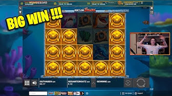 Casino Stream (!!!! RAZOR SHARK BIG WIN !!!!)