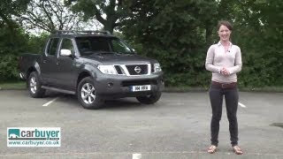 Nissan Navara pick-up review - CarBuyer