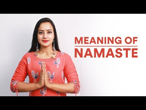 Indian Namaste Do's and Dont's