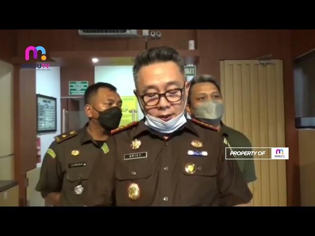 Sidoarjo - Korupsi Rp. 1,6 Miliar, Bendahara Koperasi Simpan Pinjam Dijebloskan Ke Rutan