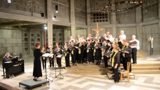 "Chant ""Jamaïca farewell""-Chorale La Guériotte"