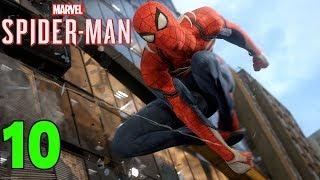 ZWIEDZAJĄC HARLEM  - Marvel's Spider-Man #10