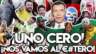 Escorpión en Rusia: festejo México vs Alemania Ft. Borguetti, LaMole, WereverWero, Dalessio y más