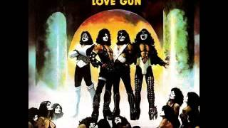 Kiss - Tomorrow and tonight (demo)