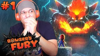 BOWSER'S FURY IS HERE!! LET'S GOOO!!! [#01]