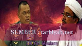 GEMPAR..!! Panglima TNI Membeberkan Misi Australia & Amerika Membuat Propaganda ke Habib R