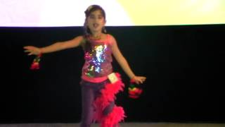 Bollywood dance - Halla Re by Palak Balani