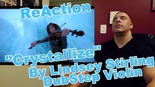 Lindsey Stirling Crystallize ReAction (Dubstep Violin Original Song)