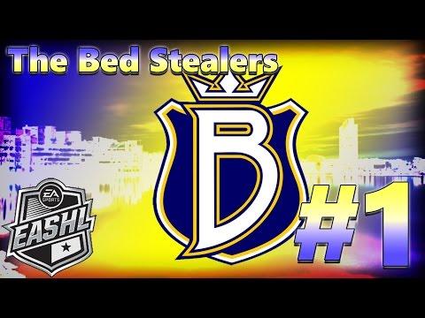 NHL 16 EASHL  THE BOYS ARE BACK  Game 1