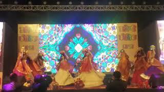 Rukma Rukmani and tilga dance performance
