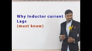 Why Inductor current Lags and Capacitor current leads | Resistance formula | PiSquare Academy