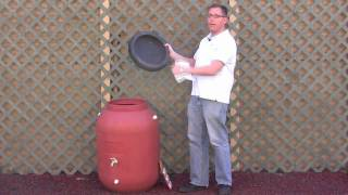 Mosquitos: Keeping them away from your rain barrel