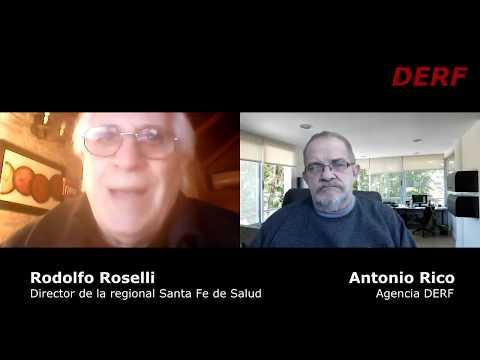 Roselli: Veo que la gente se ha relajado en los cuidados y me preocupa
