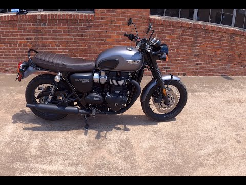 Ride And Review Of The Triumph Bonneville T120