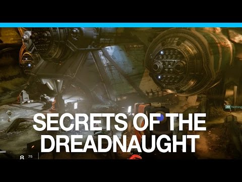 Destiny: The Taken King Dreadnaught secrets: Sword quest, Loot Chests, Court of Oryx