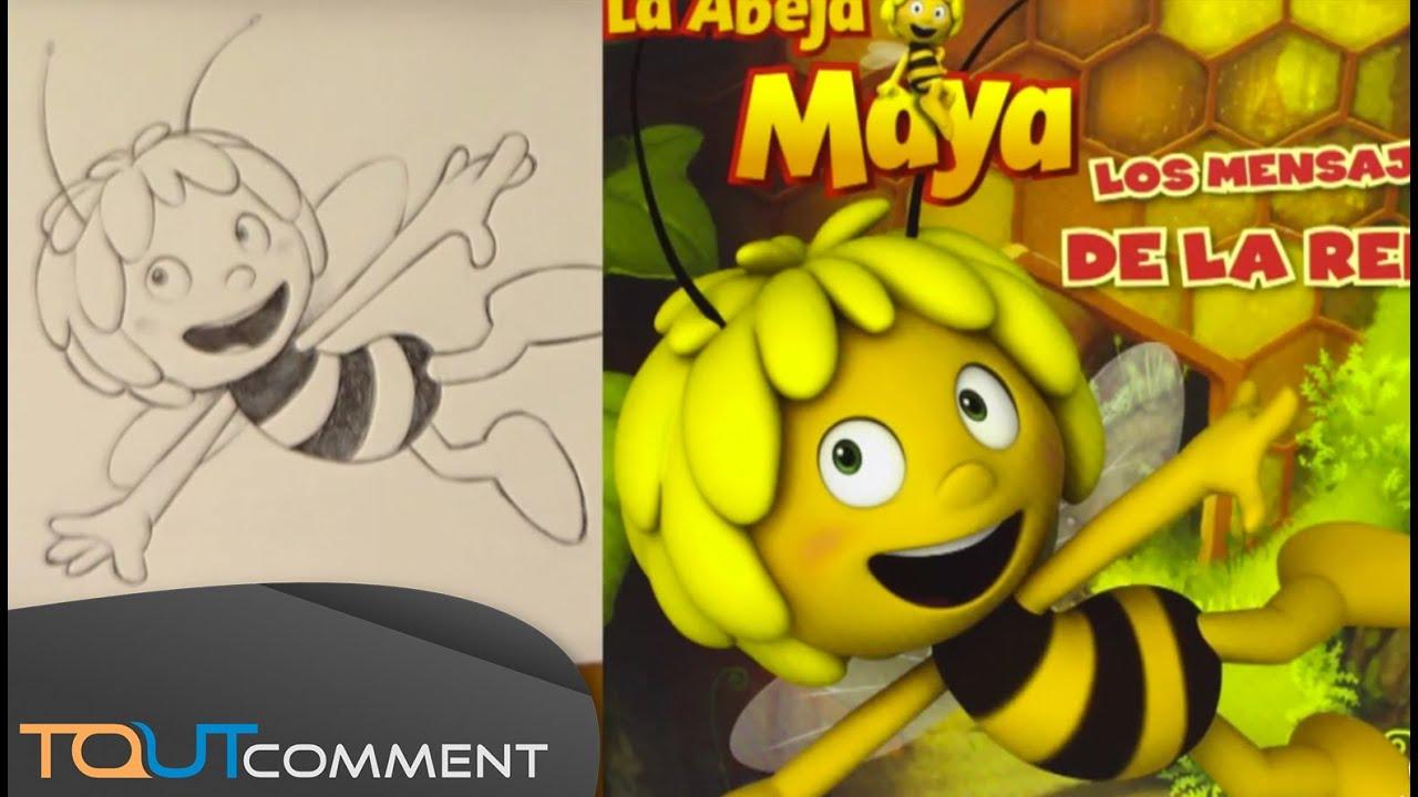 Dessiner Maya L Abeille Youtube