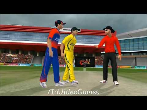 10th June ICC Champions Trophy Australia Vs England World Cricket Championship 2 Gameplay