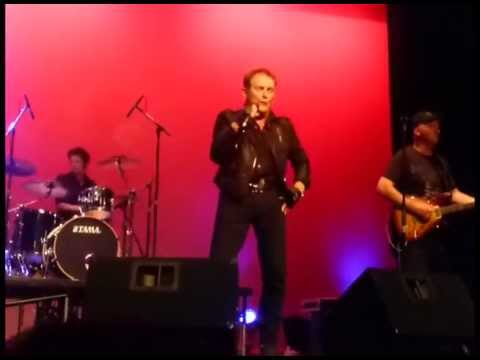 Alvin Stardust Eastwood Theatre Glasgow 21/9/2013