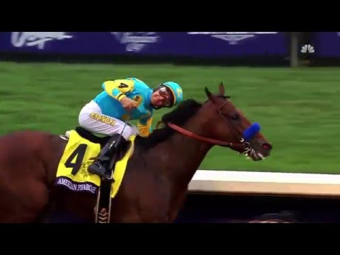 American Pharoah: A Horse Of A LIfetime