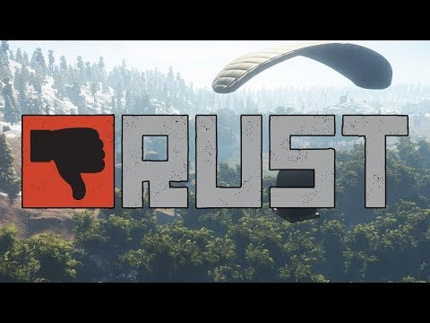 Rust Has Lost Its Charm