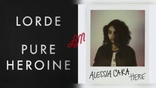 Alessia Cara x Lorde - Alone Here (Mashup)