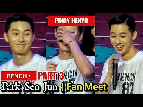 Bench | Park Seo Jun 박서준 play