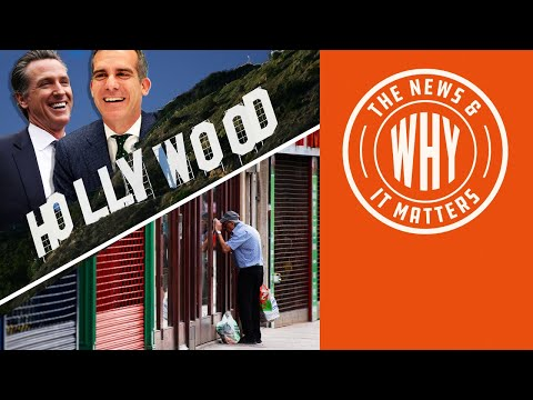 Libs Care More About Hollywood Movies Than Your Small Business | The News & Why It Matters | Ep