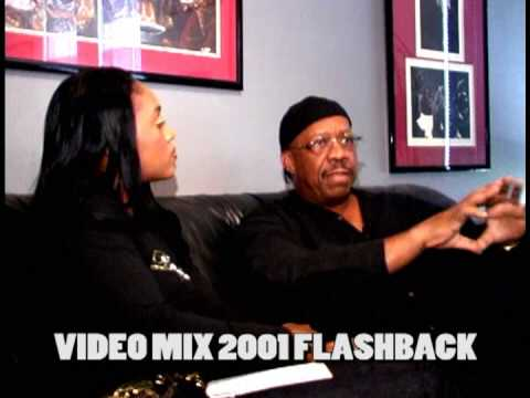 VIDEO MIX TV 2001 Flashback - DiDi Skky Interview with Radio Legend Jerry Rushin