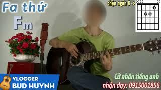 Fa thứ, hợp âm fa thứ - Bud Huynh