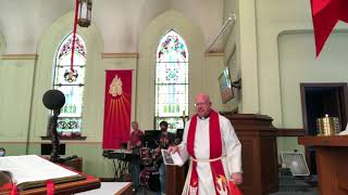 Pentecost Sunday May 31, 2020 at Trinity